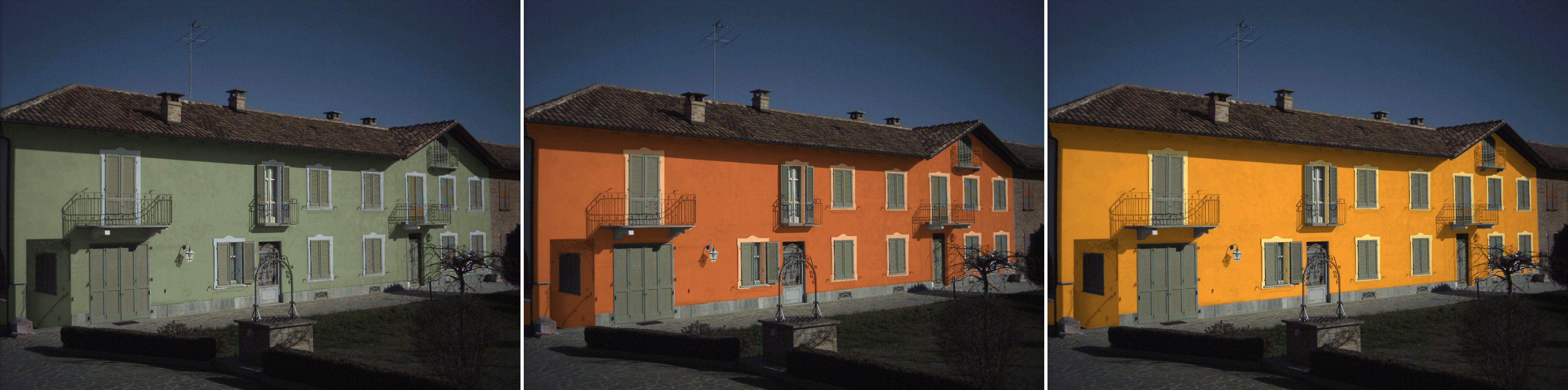 colori per dipingere casa esterno: pitture per pareti. tinte di ... - Dipingere Esterno Casa
