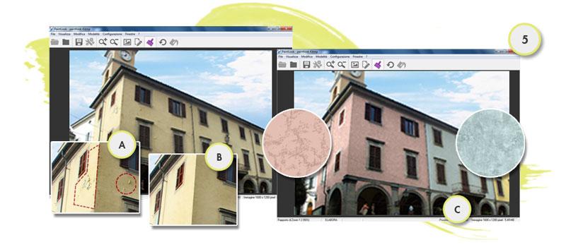 Programma per colorare casa esterno trattamento marmo cucina for Programma arredare casa
