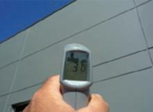 Temperatura facciata