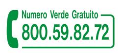 Numero Verde bassa