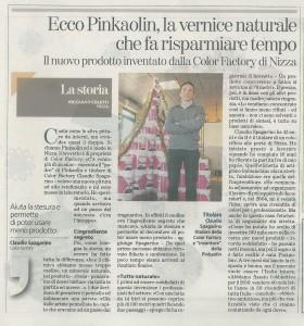 Articolo La Stampa
