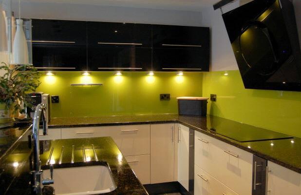 Cucine verdi colour factory