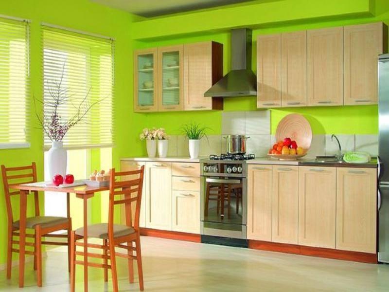 Verde in cucina, è adatto o meglio evitare? - Colour Factory