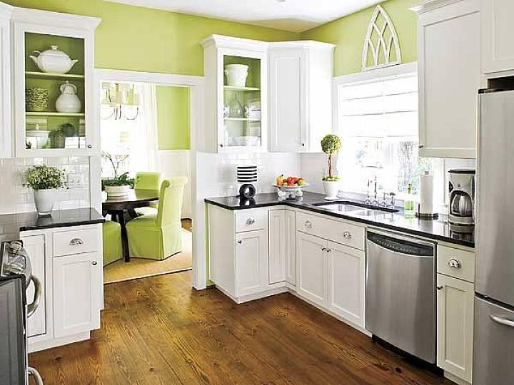 e' adatto il verde in cucina o è meglio evitare? - colour factory - Come Tinteggiare La Cucina