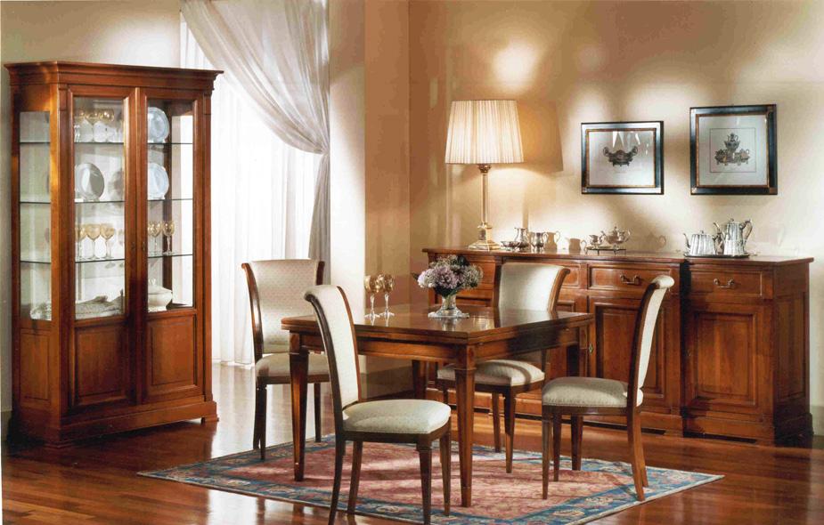 Arredamento classico: mobili antichi, preferibilmente artigianali, o ...