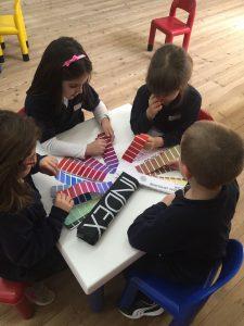 1. Colour Factory alla scuola dell'Infanzia