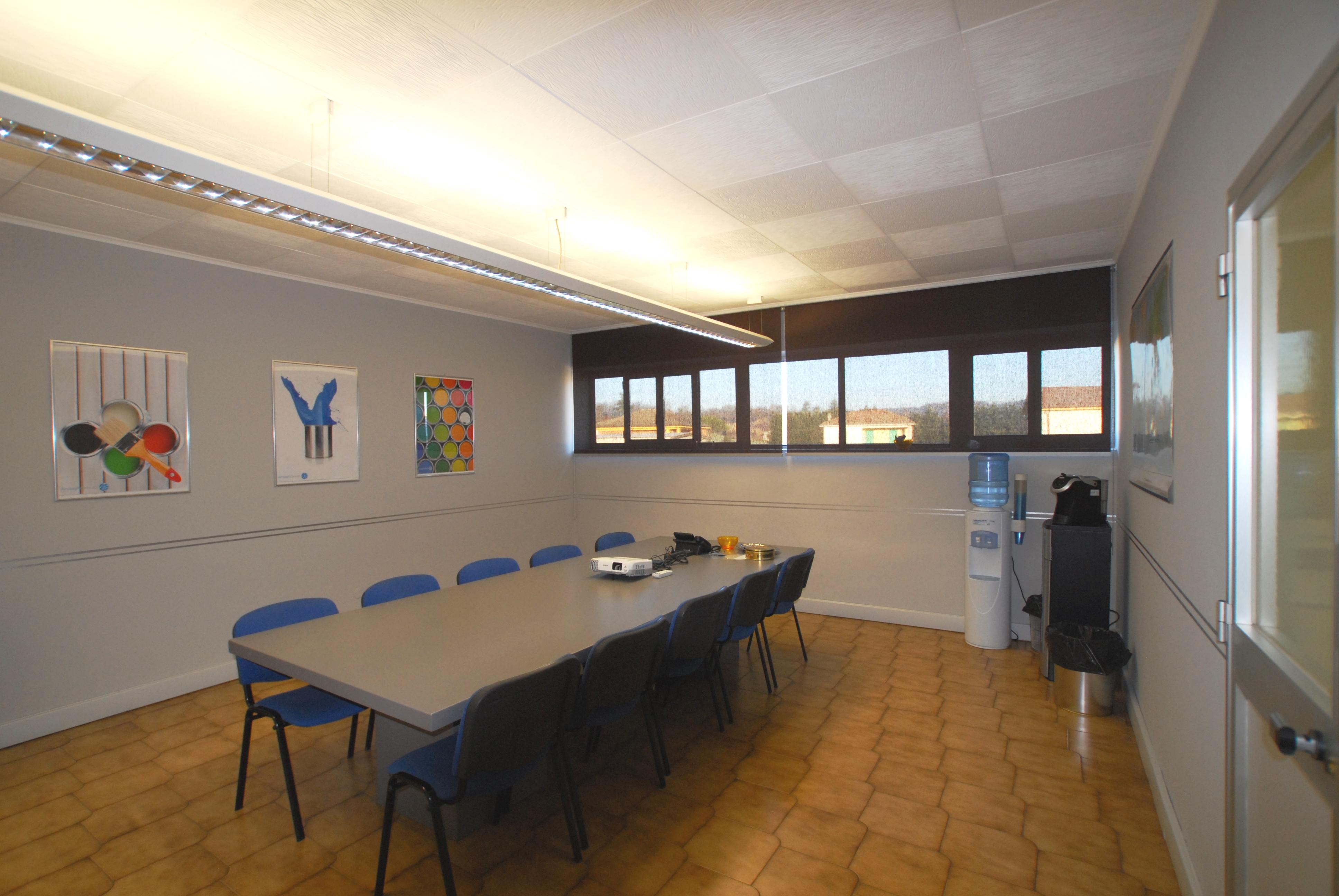 Colore sala riunioni il colore fa miracoli colour factory for Colori per sala