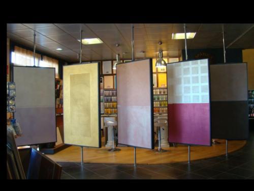 Sala prove colore